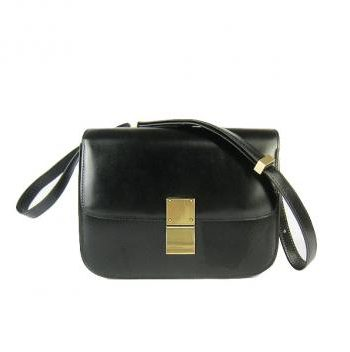 Replica Celine Classic 1867 Ladies Cross Body Bag Black
