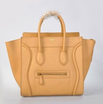 Replica Celine Classic 3074 Ladies Handbag Apricot