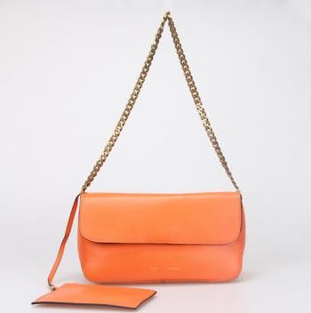 AAA Celine Classic 80041 Ladies Orange Handbag